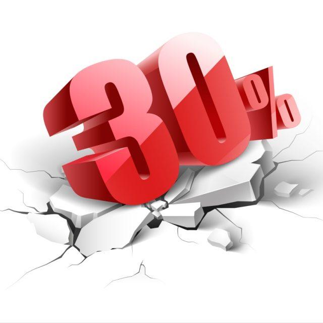 30% a Month Returns
